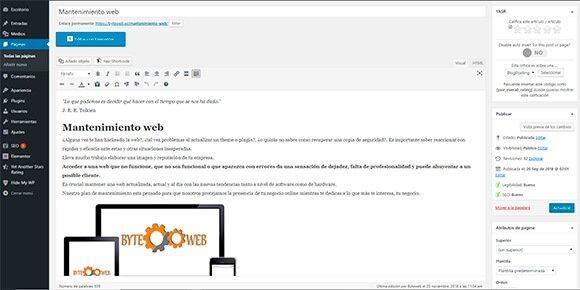 Paginas web Vilafranca del Penedes