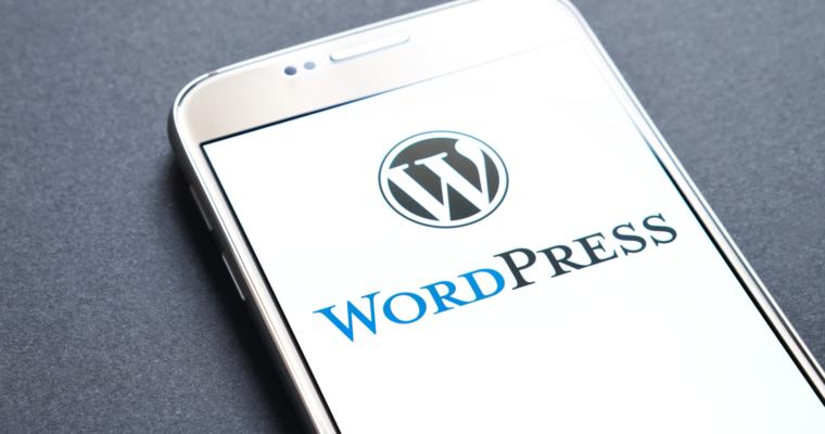 Diseño de paginas web con WordPress Vilafranca