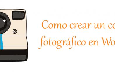 Como crear un concurso fotográfico en wordpress
