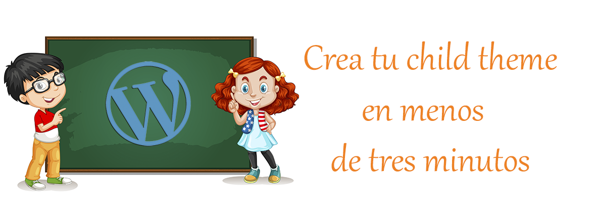 Crear un child theme en Wordpress con plugins
